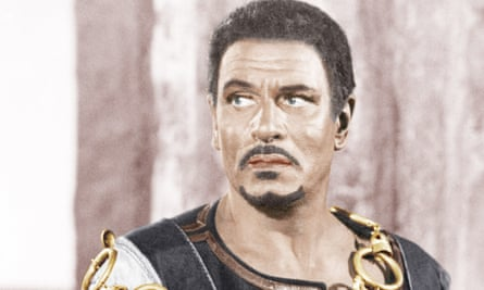 Laurence Olivier in Othello in 1965.