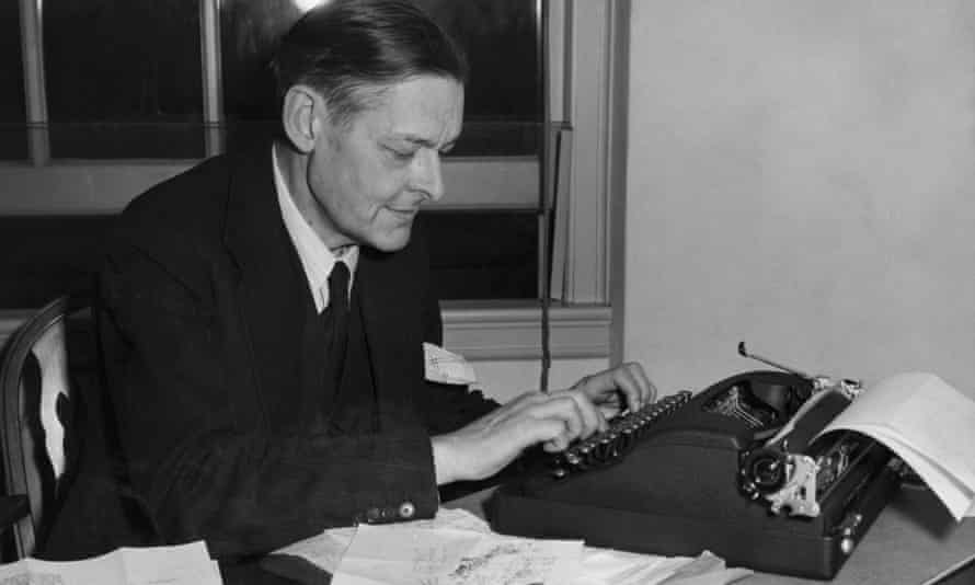 TS Eliot: 'There's not much I don't enjoy about Prufrock.'