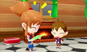 Harvest Moon – The Lost Valley: 'more like a chore than a joy'.