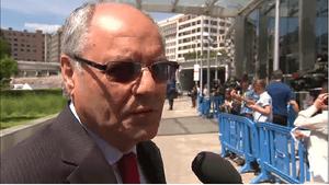 Maltese finance minister Edward Scicluna