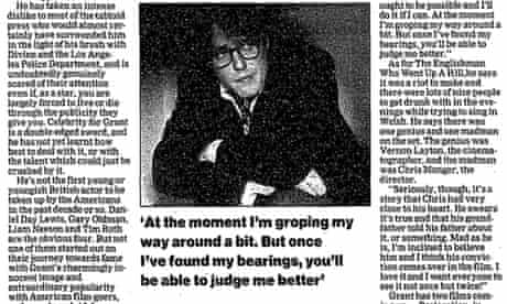 The Guardian, 3 August 1995