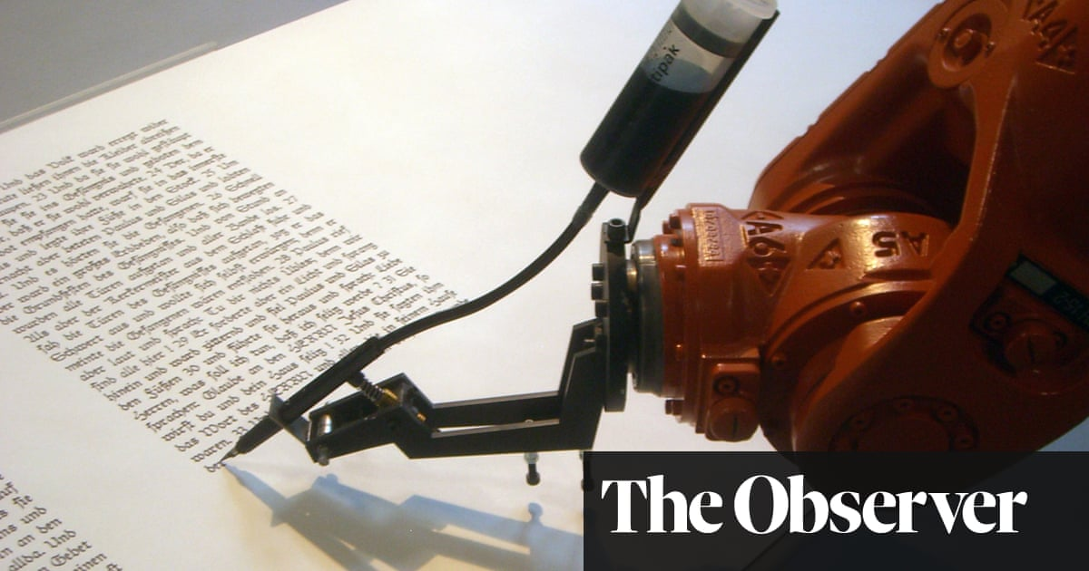 And the Pulitzer goes to… a computer | Technology | The Guardian