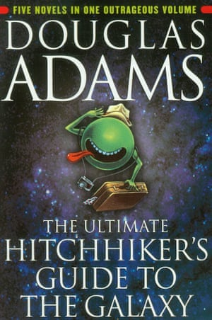 Image result for the hitchhiker's guide to the galaxy