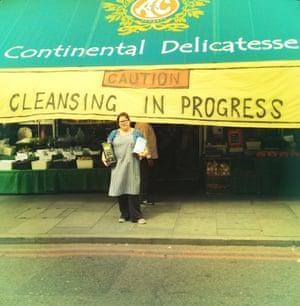 José Cardoso's delicatessen in Brixton