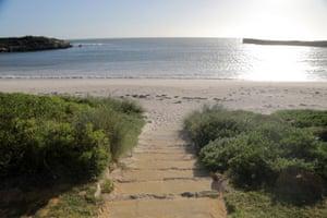 Green Head beach.