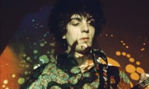 Syd Barrett in 1967.