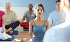 Experts suggest professions should turn to meditation to help combat stress