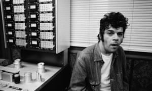 Ian Dury in 1974.