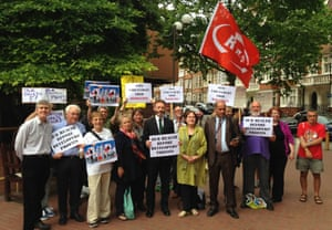 Save Earls Court campaign