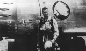 James Salter, who wrote his first novel, The Hunters, while still serving in the Air Force