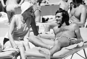 Best was back in Majorca yet again in 1972. This time, however, his female companion was his landlady, Mary Fullaway, who was also holidaying in Palma