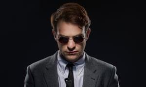 Charlie Cox as Matt Murdock in Netflix's Daredevil show.