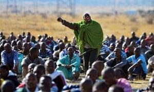 Marikana massacre report