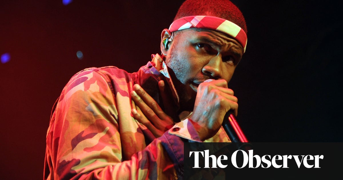 How R&B got its groove back   Music   The Guardian