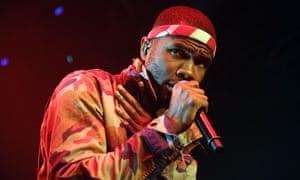 Frank Ocean onstage in 2012. His second album is one of the most eagerly awaited on 2015.