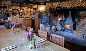 The Compasses pub, Crundale