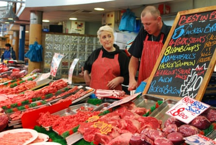 Bury Market in Lancashire has been going since 1444 with up to nine million visitors annually.