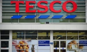 a Tesco branch