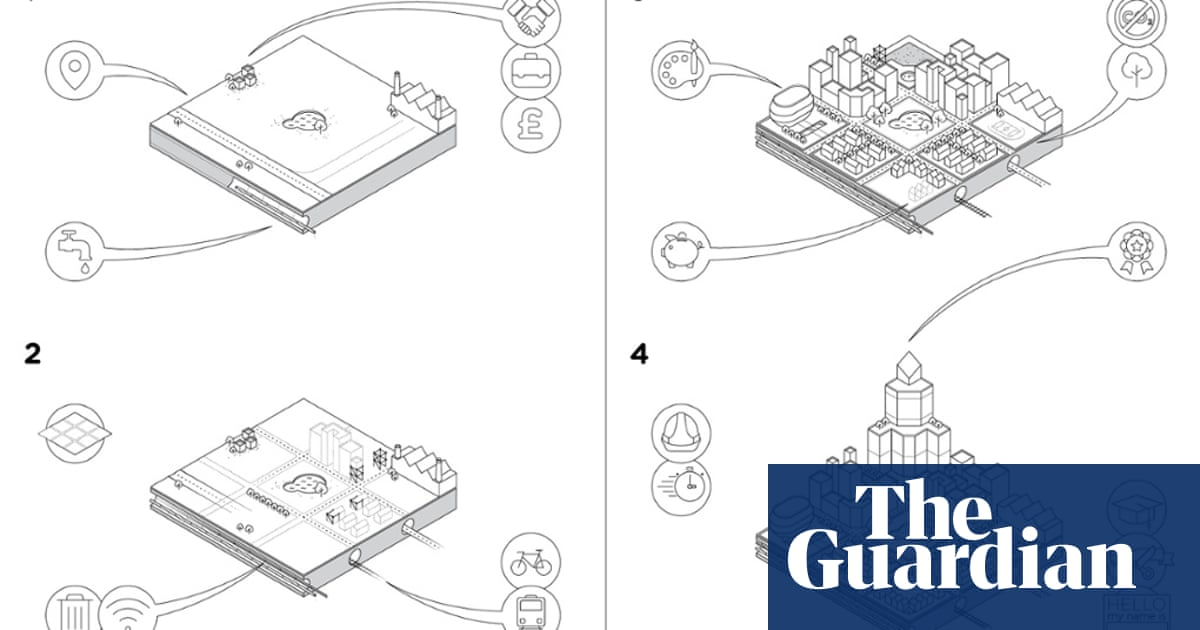 How to build a city from scratch: the handy step-by-step DIY