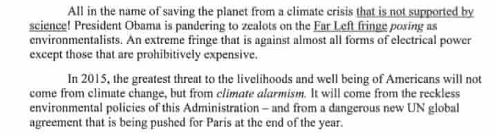 Cfact climate letter