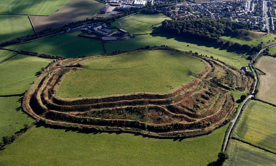 Old Oswestry hill fort