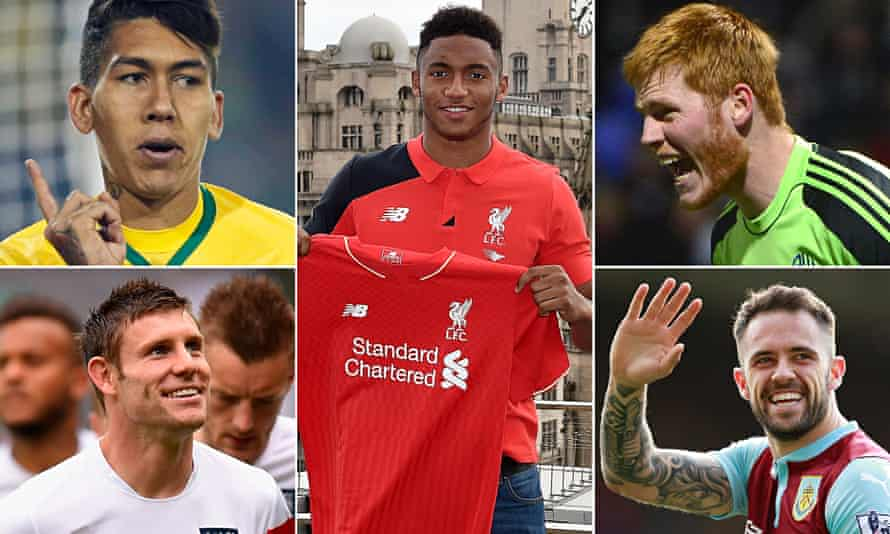 Liverpool's summer signings so far - composite
