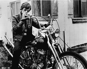 Peter Fonda in Easy Rider, 1969
