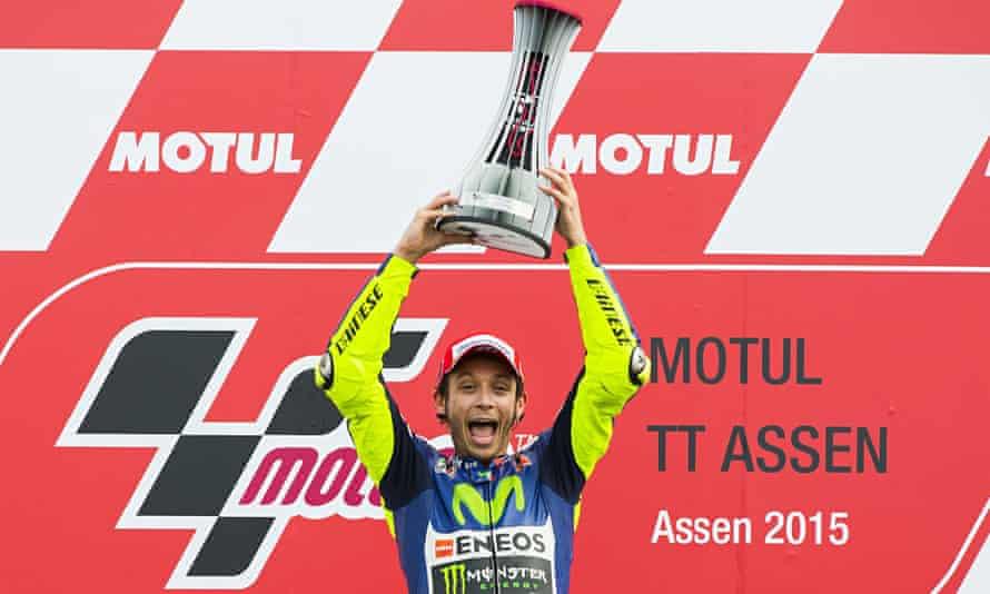 Valentino Rossi, Dutch MotoGP