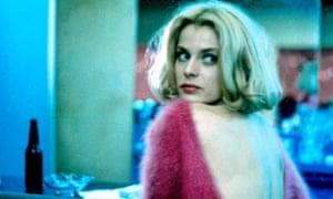 Nastassja Kinski in Paris, Texas, 1984.