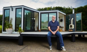 The innovators: hexagonal homes could give first-time buyers