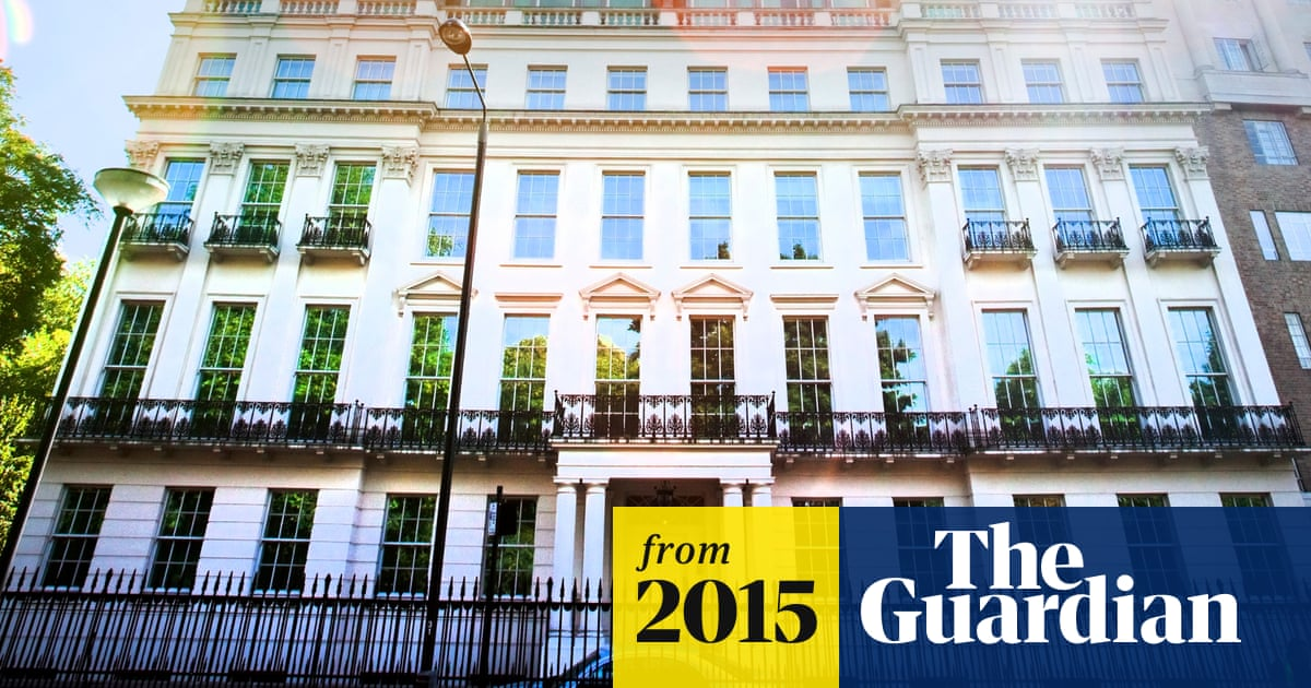 Bejewelled Bidets Going Cheap London Mansion S Contents In Public Auction Property The Guardian