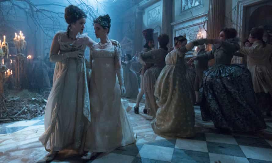 Lady Pole and Arabella in the final episode of Jonathan Strange & Mr Norrell