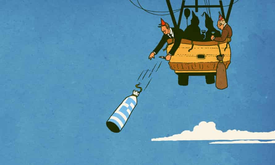 Illustration by Robert G Fresson