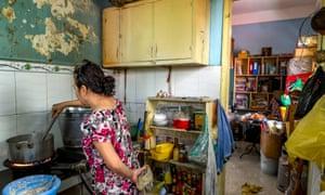 Saigon kitchen Vietnam