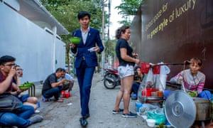 Businessman Vietnam