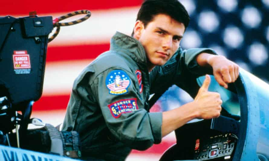 'Tom is 100% going to want to be in those airplanes shooting it practically' ... David Ellison on Top Gun 2.