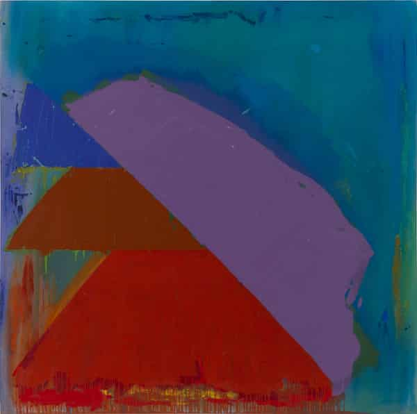 Scando 2_10_80, by John Hoyland.