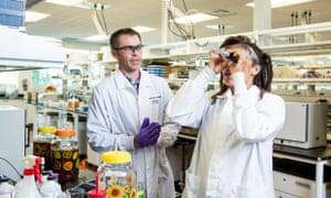 David Fox at Los Alamos national laboratory