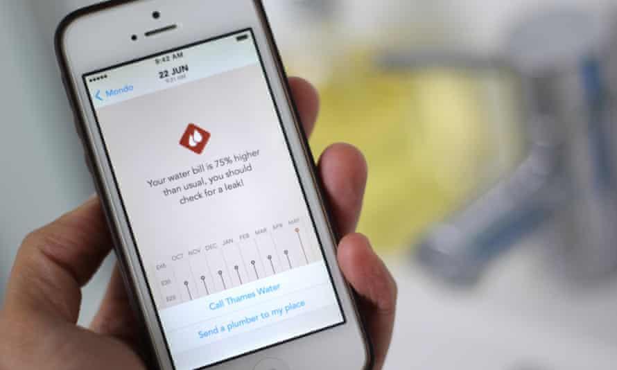 Mondo banking app