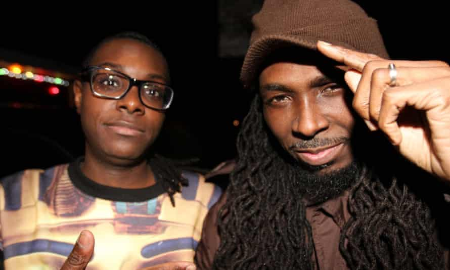 Jlin and RP Boo
