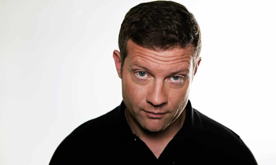 Would love to go on Question Time … Dermot O'Leary . Photograph: Richard Saker