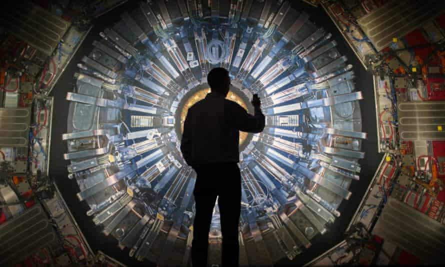 The Large Hadron Collider is to be run at energy levels that could reveal dark matter.