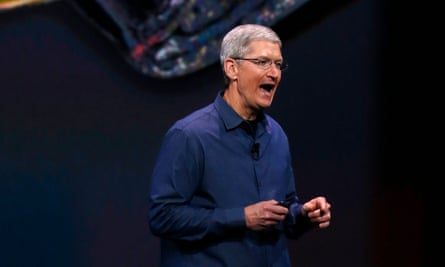 Apple CEO Tim Cook takes aim at Google: 'Now even your family photos data mined and sold off for god knows what advertising purpose...'