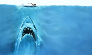 Jaws poster 1975