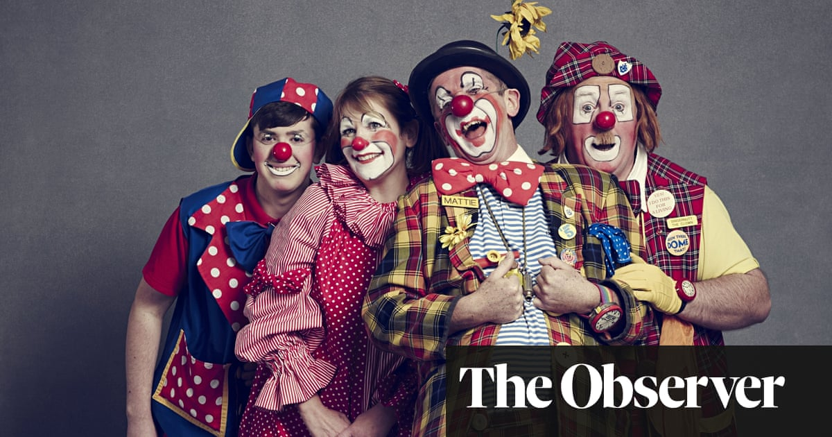 Send out the clowns: why are they losing popularity? | Stage | The