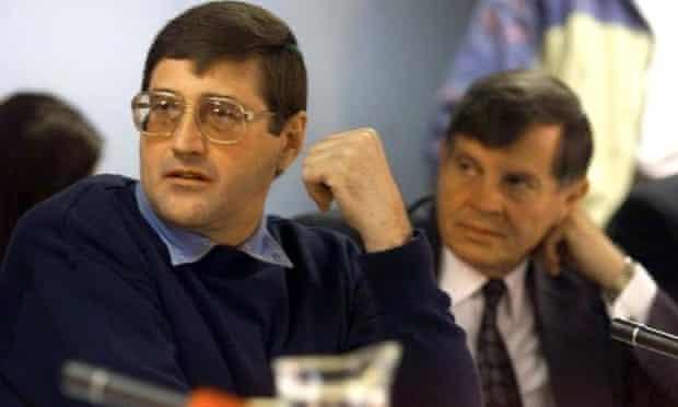 De Kock at a hearing