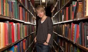 'I had to make Lilian more lovable and Frances more likable' … Sarah Waters.