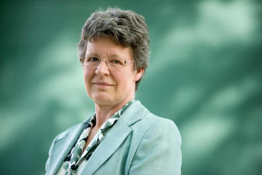 Astrophysicist Jocelyn Bell Burnell.