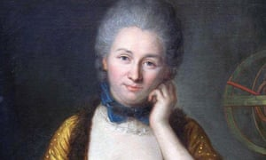 EMILIE du CHATELET (1706-1749) French mathematician and writer.