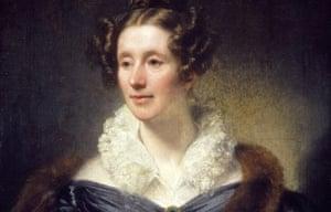 MARY FAIRFAX SOMMERVILLE (1780-1872)